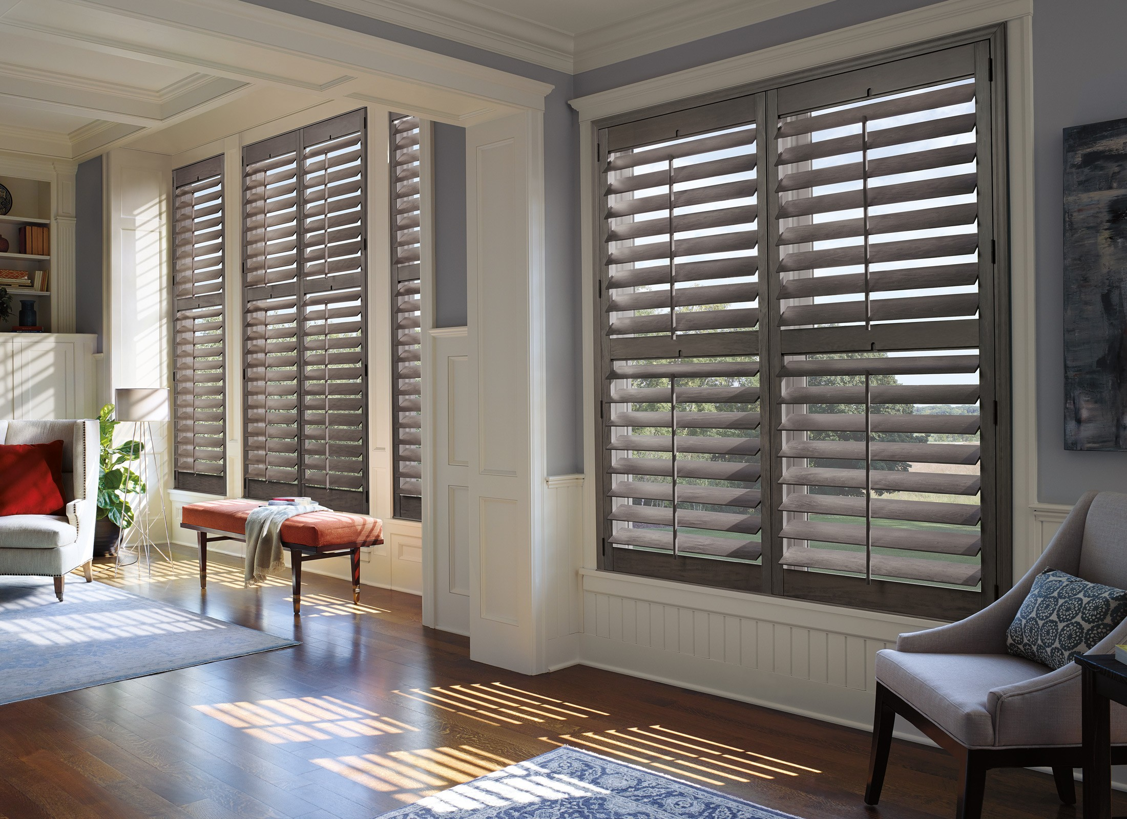 Distinct Shutters & Window Coverings in Vancouver - Blinds Expert | New Accent